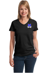 Ladies V-Neck Tee